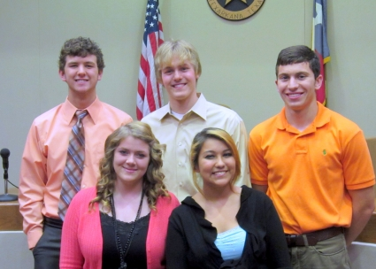 Volunteers of Teen Court