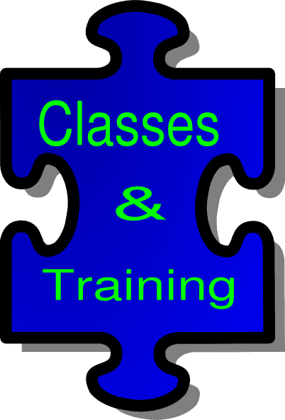 classes and training